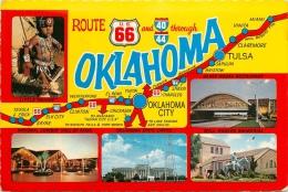 CPSM Oklahoma-Route 66  L1693 - Etats-Unis
