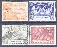 CAYMAN ISLANDS  118-21   (o)  U.P.U. - Cayman Islands
