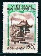 Viêt Nam Du Nord TS 4 Pagode Au Pilier Unique - Vietnam