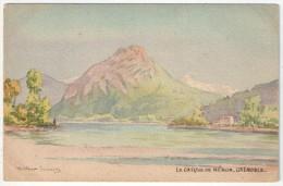 38 - GRENOBLE - Le Casque De Néron - Illustrateur - Grenoble