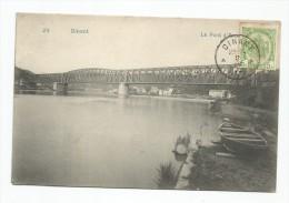 Dinant Le Pont D' Anseremme Namur - Dinant