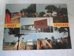 PORT LEUCATE Camping Caravaning Rives De Corbières - Francia
