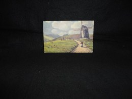 Moulin .  The Golf Links ; Worthing. - Cartes Postales