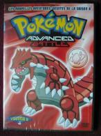 DVD POKEMON Advanced Battle SAISON 8 - Volume 2 - Neuf Sous Blister - Manga
