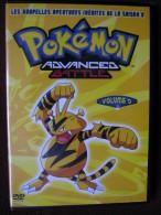 DVD POKEMON Advanced Battle SAISON 8 - Volume 9 - Neuf Sous Blister - Manga