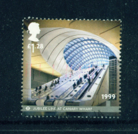 GREAT BRITAIN  -  2013  London Underground  £1.28  Used As Scan - Used Stamps