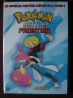 DVD POKEMON Battle Frontier SAISON 9 - Volume 1 - Neuf Sous Blister - Manga