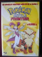 DVD POKEMON Battle Frontier SAISON 9 - Volume 2 - Neuf Sous Blister - Manga