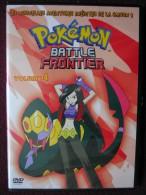 DVD POKEMON Battle Frontier SAISON 9 - Volume 4 - Neuf Sous Blister - Manga