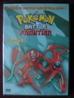 DVD POKEMON Battle Frontier SAISON 9 - Volume 7 - Neuf Sous Blister - Manga