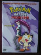 DVD POKEMON Battle Frontier SAISON 9 - Volume 8 - Neuf Sous Blister - Manga