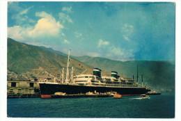 Le Santa ROSA         1966  Publicité  Dolcymène - Steamers