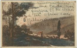 """1944, Trento - Villalagarina  """"Cartolina Illustrata """". - Trento"""