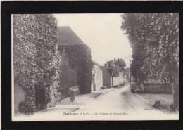 Margency - Le Chateau Et La Grande Rue - France