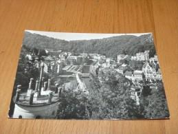 Karlovy Vary - The Spa Czech Republic - Repubblica Ceca