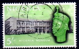 NIGERIA 1961 Nigeria Museum - 5s. - Black And Green   FU - Nigeria (1961-...)