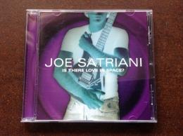 """JOE SATRIANI """"is There Love In Space"""" CD RUSSIAN Press - Hard Rock & Metal"""
