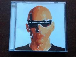 "JOE SATRIANI ""super Colossal"" CD E.U Press - Hard Rock & Metal"