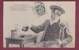 ALCOOL - 260714 - LA BONNE ABSINTHE - Quand L'amour, C'est Fréquent, Nous Leurre ... Exquise Boisson - N° 1 - Postcards