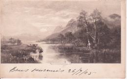 PC Borrowdale - 1905 (7141) - Cumberland/ Westmorland