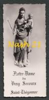 Image Pieuse -  Dame Marie De Vrai Secours ''  Itron Varia Wir-Zicour  '' -  Saint-Thégonnec - Devotion Images