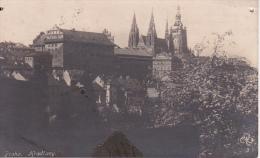 PC Praha - Hradcany - Ca. 1920 (7145) - Tschechische Republik
