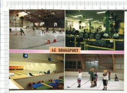 LOUVIERS -  Les Sports à  Louviers  -   LE DRUGSPORT  -  4 Vues - Louviers