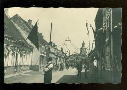 Vynckt    Vinkt  ( Deynze  Deinze )  carte photo  fotokaart
