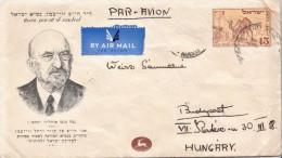 Postal History Postal Stationery: Israel - Francobolli