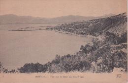 CPA Bougie (Bejaia) - Vue Sur La Baie De Sidi-Yaya (7161) - Bejaia (Bougie)