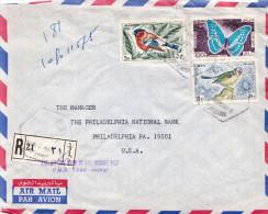 Postal History R Cover: Lebanon - Francobolli