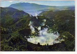 NEWZEALAND - Boiling Lake, Waimangu Geyser Valley, Rotorua - New Zealand