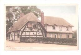 The Barley Mow Inn Clifton Hamden OXFORDSHIRE Oxon UNUSED PUB PUBLIC HOUSE POSTCARD - England