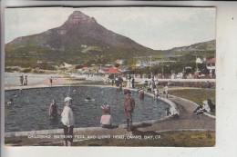 SÜDAFRIKA - KAPSTADT / CAPE TOWN,  Camps Bay, Childrens Bathing Pool, 1927 - Südafrika
