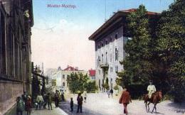 Yougolavie : Mostar-Moctap - Carte Couleur (1916) - Yougoslavie