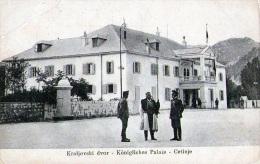 Yougolavie :  Kraljevski - Carte Animée (1917) - Yougoslavie