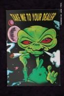 Drugs Addiction - Drogue Toxicomanie Campagne De Prévention - Weed Herbe Haschich - Santé