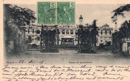 Saigon-palais Du Gouverneur - Vietnam