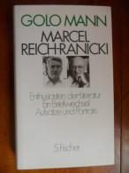 Marcel Reich-Ranicki (Golo Mann) éditions Fischer De 2000 - Biographies & Mémoires