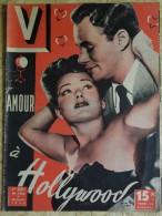 """Magazine """" V """" - N° 182 - 28 Mars 1948 - 1900 - 1949"""