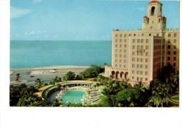 C P S M-C P M----------CUBA----HOTEL----NACIONAL  HAVANA---voir 2 Scans - Cuba