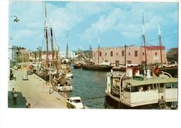 C P S M-C P M-------BARBADES--the Careenage Bridgetown----voir 2 Scans - Barbades