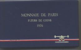 Blister FDC 1976 Monnaie De Paris - Z. FDC