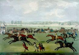 @@@ MAGNET - Ascot, Horse Race - Publicidad