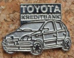 TOYOTA - KREDIT BANK  - BANQUE DE CREDIT -        (2) - Toyota