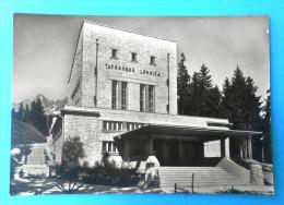 TATRANSKA LOMNICA - Udolna Stanica Lanovky Na Lomnicky Stit ( Slovakia ) * Not Travelled ( 1958. ) * Vysoke Tatry - Slovakia