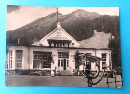 HREBIENOK ( Restaurant ) - Zatavovna ROH. V Pozadi Slavkovsky Stit ( Slovakia ) * Not Travelled ( 1958. ) * Vysoke Tatry - Slovakia