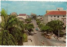 C P M-----ANTILLES------BAHAMAS-----nassau In The Bahamas-----voir 2 Scans - Bahamas