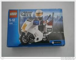 lego city police moto