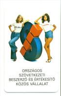 Kleine Kalender 1980 - Szövetkezeti Aruhazak - Calendriers